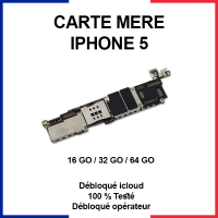Carte mere pour iphone 5