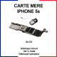 Carte mère pour iphone 5s - 64 GO - Bouton home or