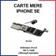 Carte mère pour iphone SE - 16 Go - Bouton home Noir