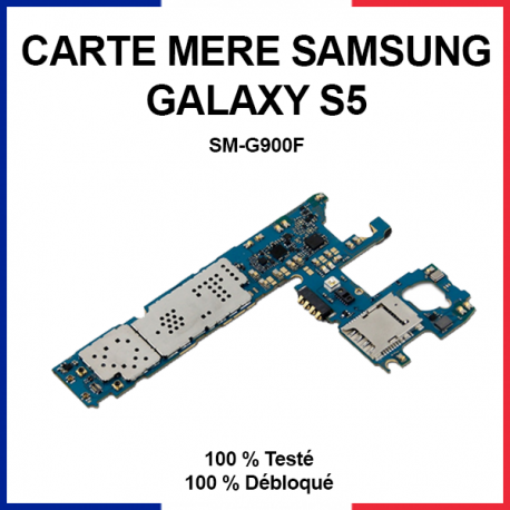 Carte mère pour Samsung Galaxy S5 SM-G900F