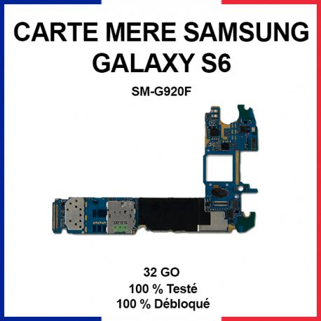 Carte mère pour Samsung Galaxy S6 SM-G920F