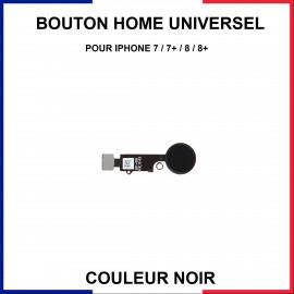 Bouton home universel pour iphone 7 / 7 plus / 8 / 8 plus