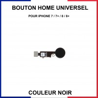 Bouton home universel pour iphone 7 / 7 plus / 8 / 8 plus